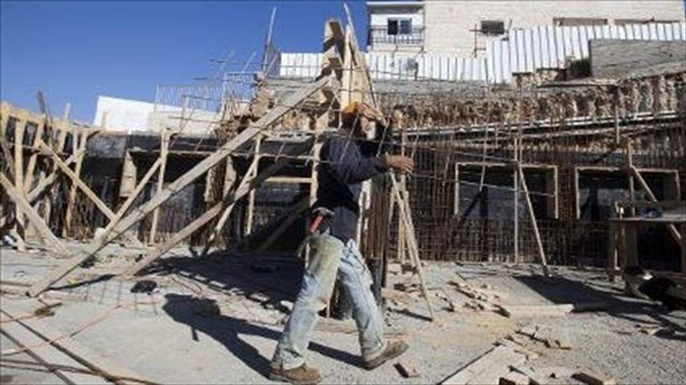 Israel to build 1,500 settler homes in east Jerusalem