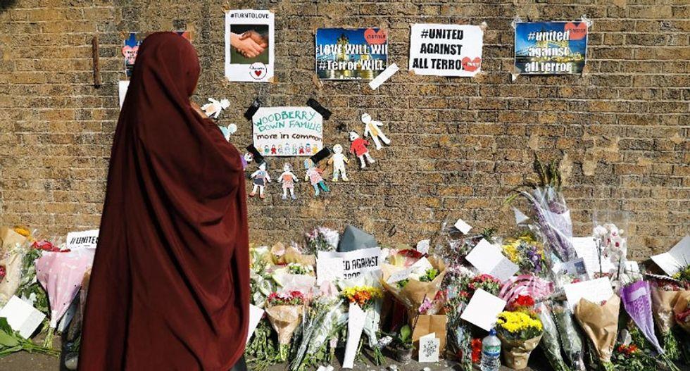 UK police question 'troubled' anti-Muslim van attacker Darren Osborne