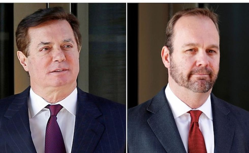 Star witness Rick Gates' testimony ends after Paul Manafort lawyer's attacks