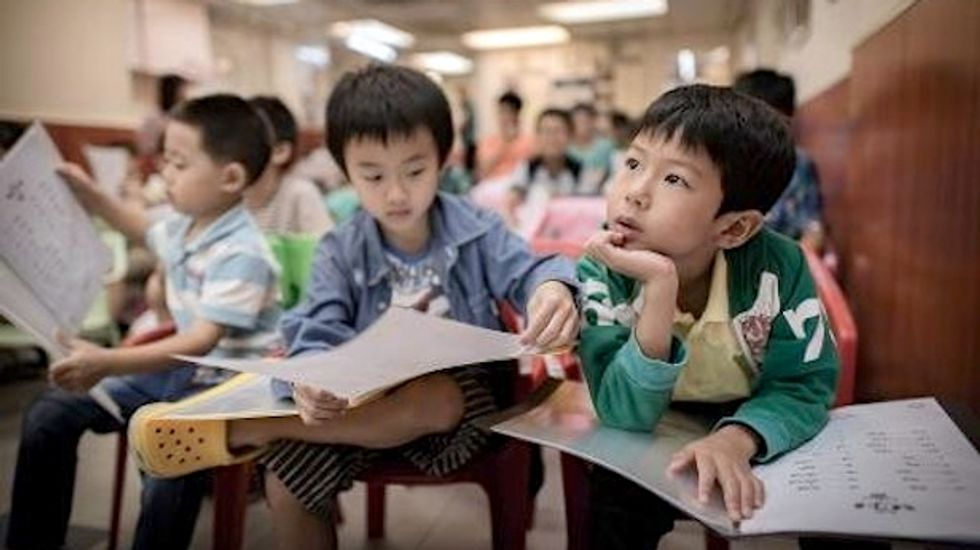More Hong Kong children enrolling in American accent schools