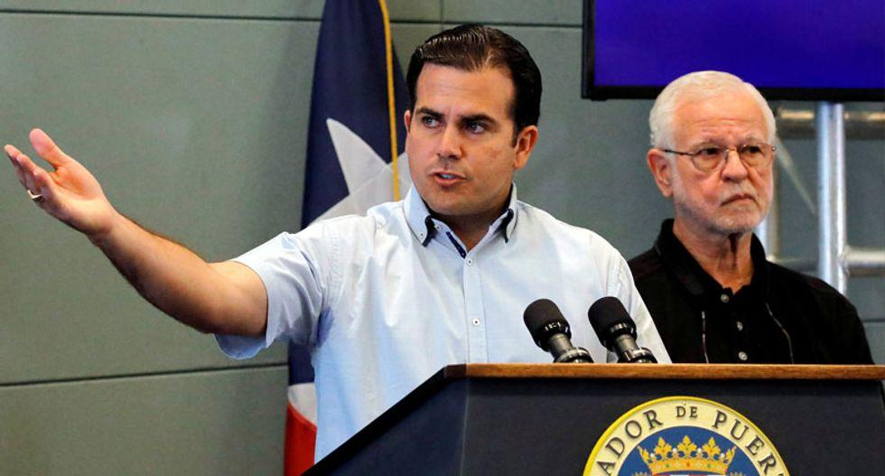 Puerto Rico governor slams congressman over 'dictatorial' letter