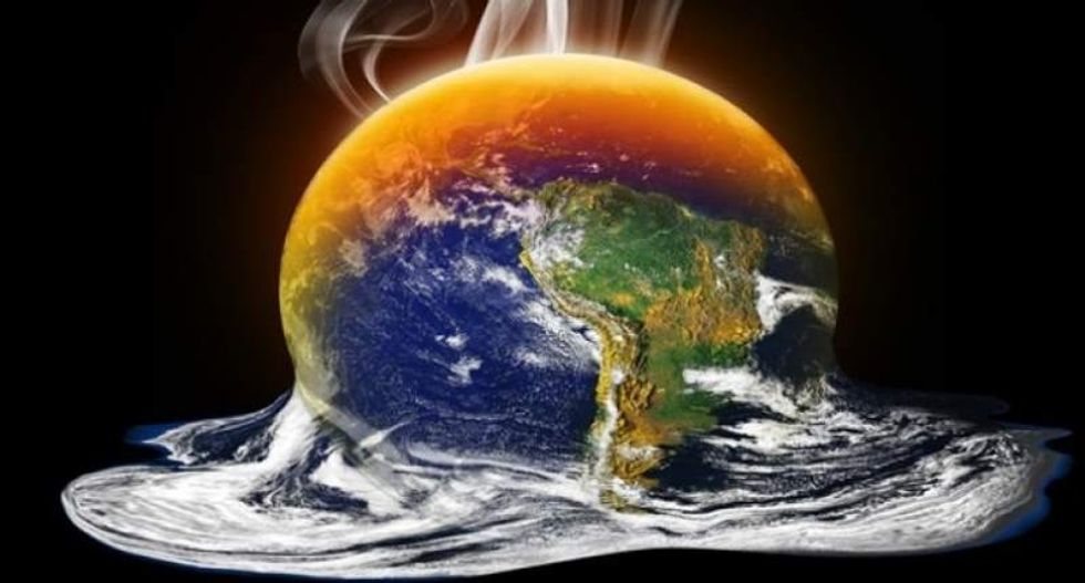 This is what will happen to the climate in the next 100 years -- no matter what's agreed in Paris