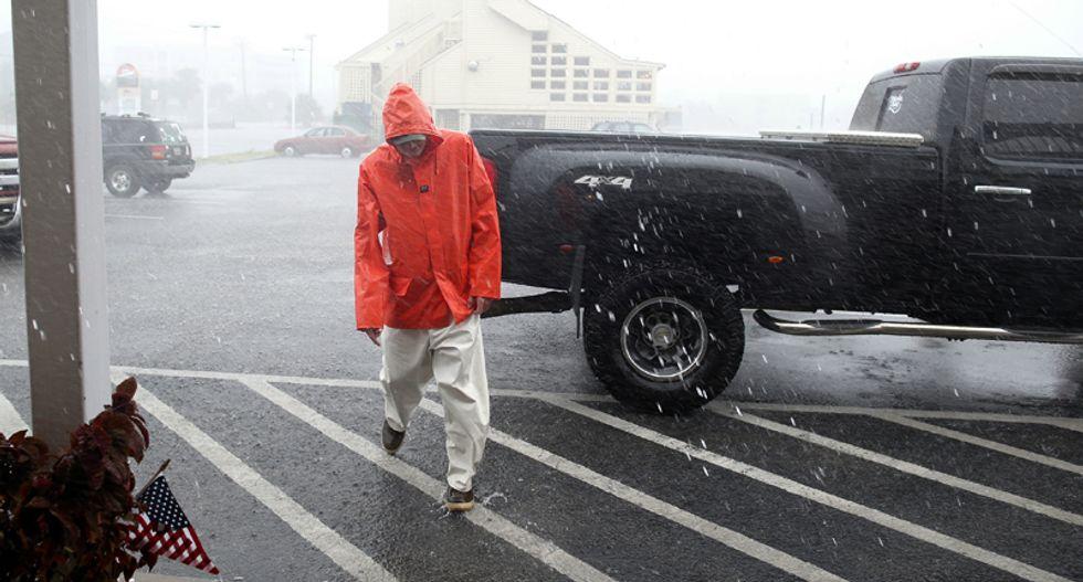 Tropical Storm Hermine slams the Carolinas after pounding Georgia and Florida