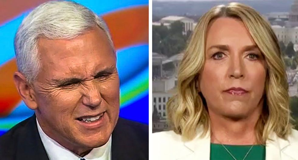Ex-Air Force secretary trashes Mike Pence's 'Space Force' pitch: It only results in more 'thrashing about'