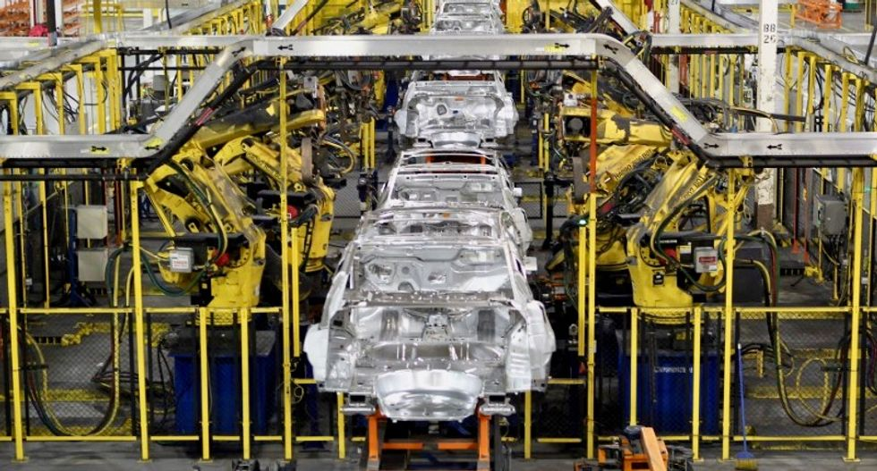 For thousands of US auto workers, downturn is already here