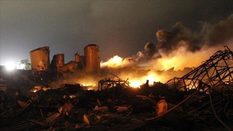 Federal investigators: Deadly Texas fertilizer warehouse blast was preventable