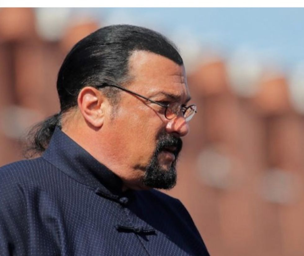 Prosecutors close Steven Seagal sex assault inquiry without charges
