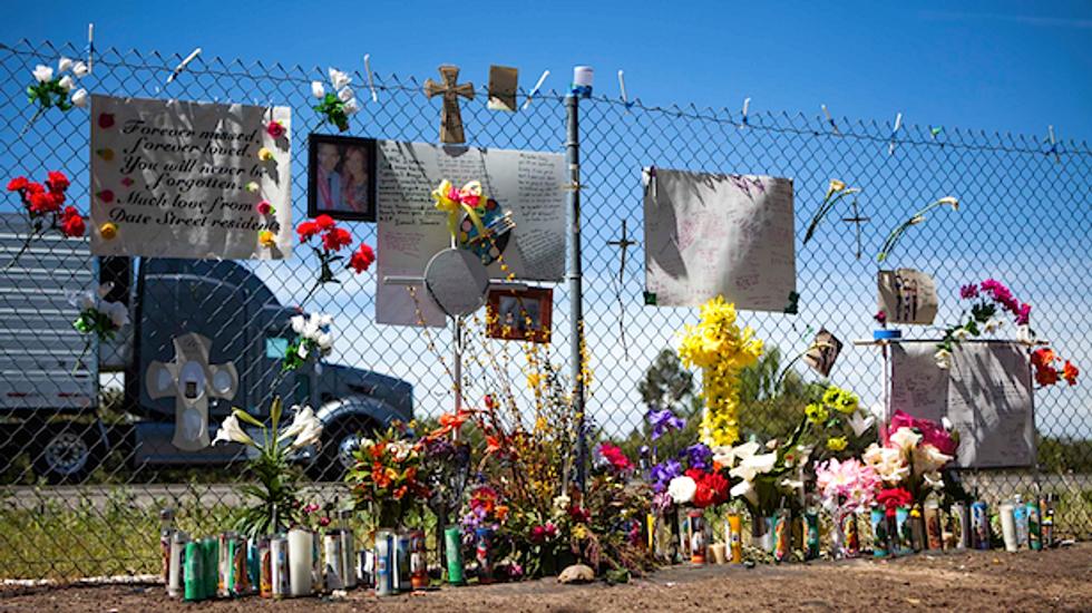 Dead teen's mother sues FedEx for negligence after California crash kills 10