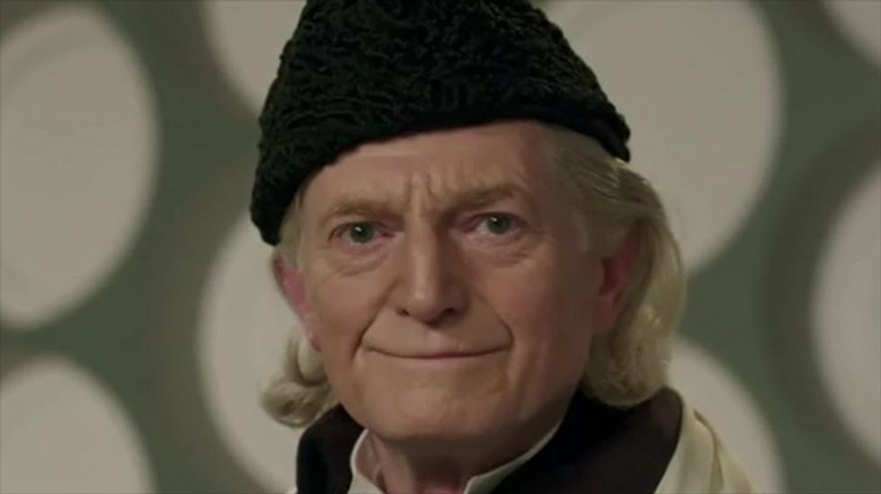 The surprising struggles -- and heart -- behind 'Doctor Who's' birth