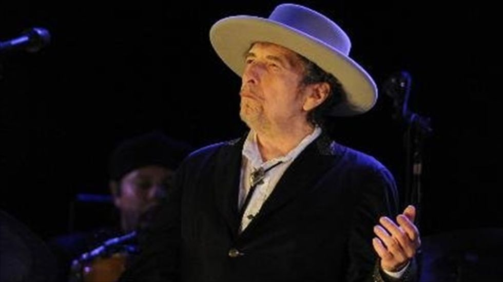 Bob Dylan's guitar from Newport Folk Festival will be auctioned off for $500,000
