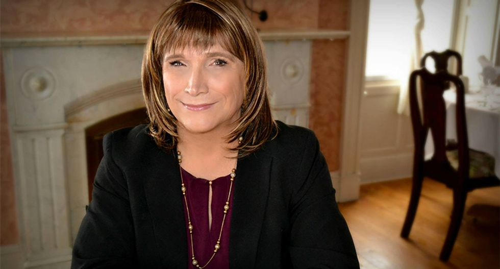 Vermont's Christine Hallquist becomes first openly transgender gubernatorial candidate
