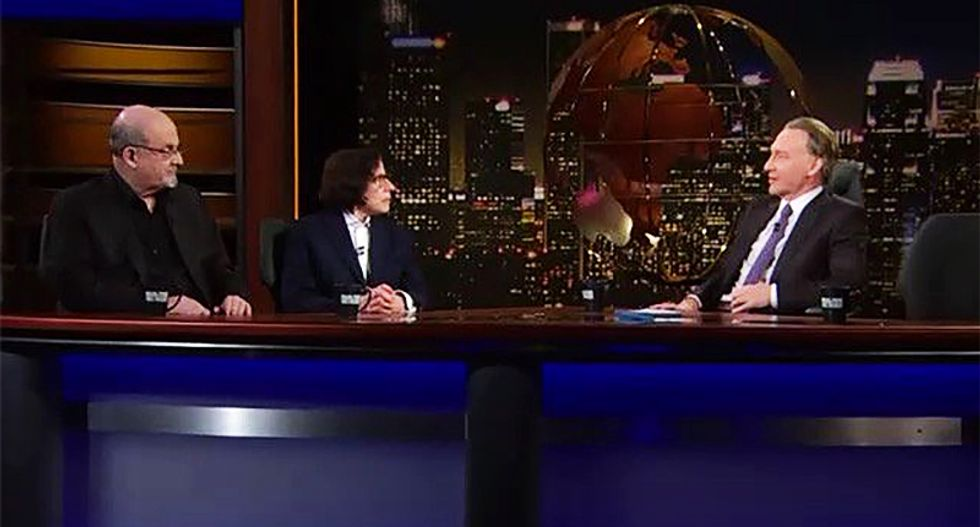 'He's a quitter': Maher's Real Time panel predicts Trump won't make it to 2020