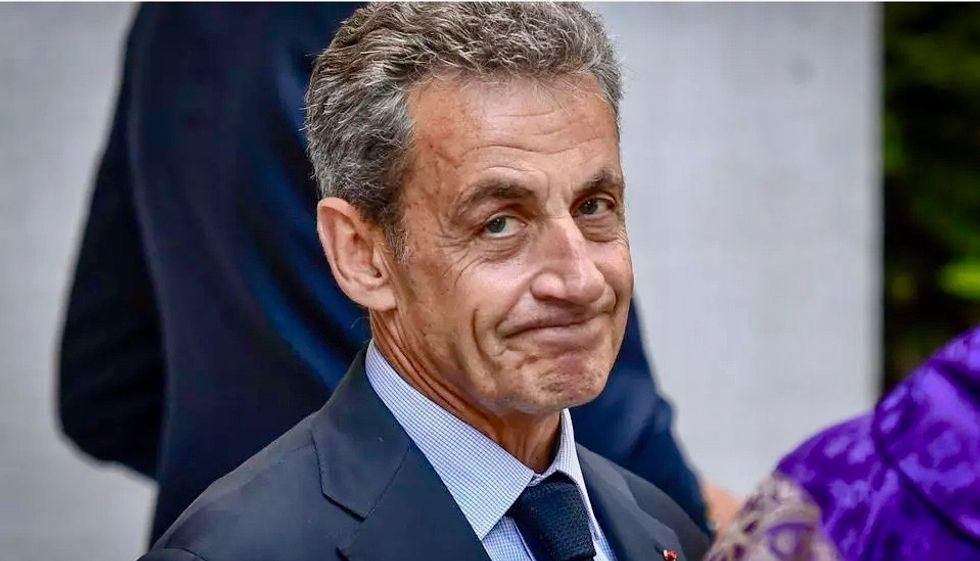 France's former president Nicolas Sarkozy in racism row