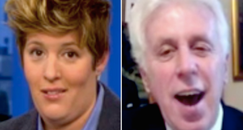 CNN's Sally Kohn stunned when Trump surrogate compares intel briefings to observing 'the sun is hot'