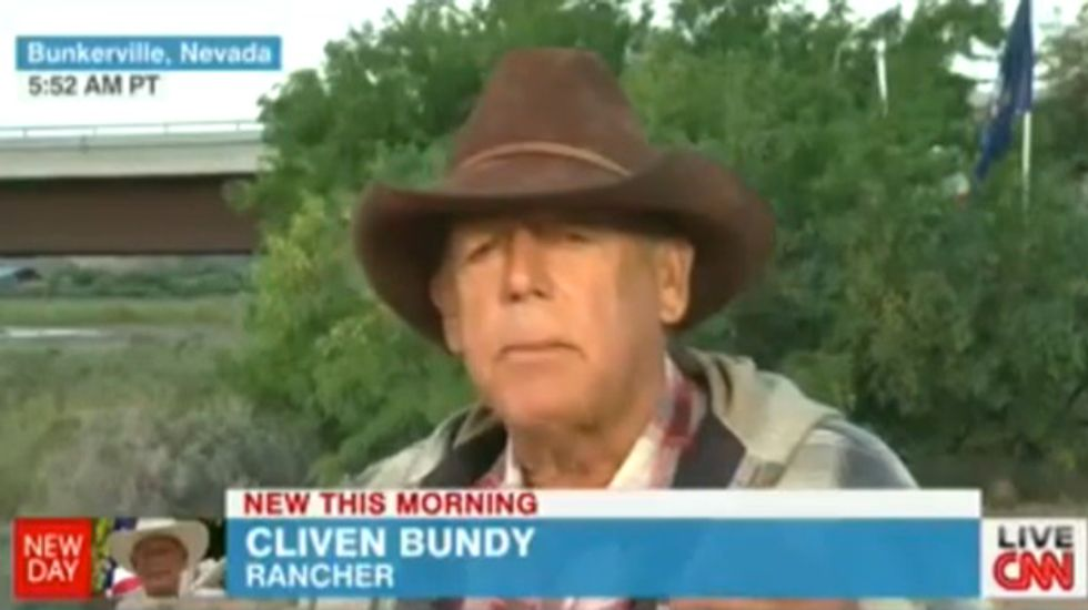 Bundy: If people are 'offensive' by what I say, 'Martin Luther King hasn't got his job done yet'