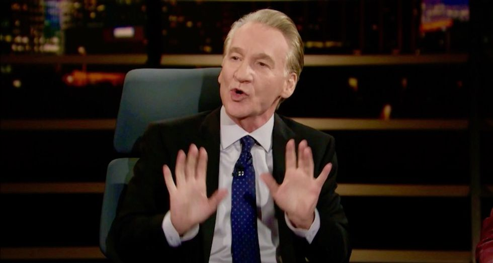 HBO's Bill Maher slams liberal opponents of free speech: 'I don't like Alex Jones but Alex Jones gets to speak'