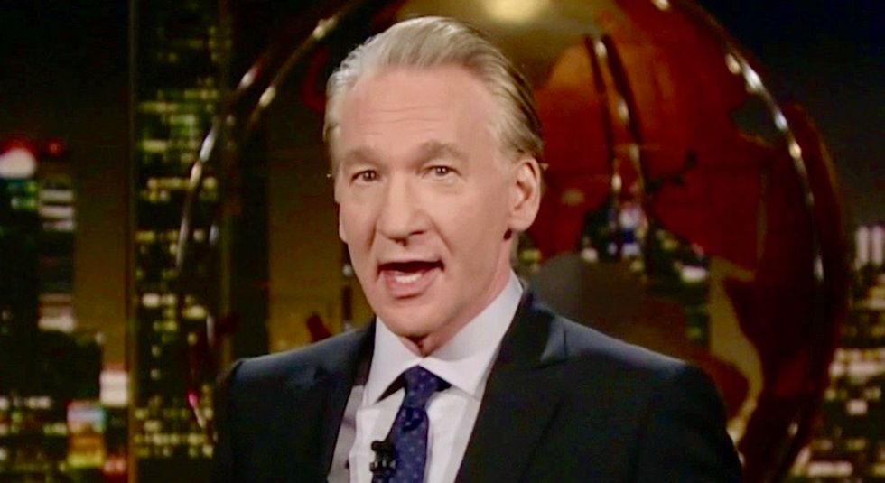 HBO's Maher pushes viewers to mock Trump's 'cocked and loaded' tweet with profoundly obscene hashtag