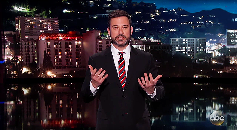 Jimmy Kimmel nails United over passenger 're-accommodation': Why do we tolerate this 'corporate BS' from airlines