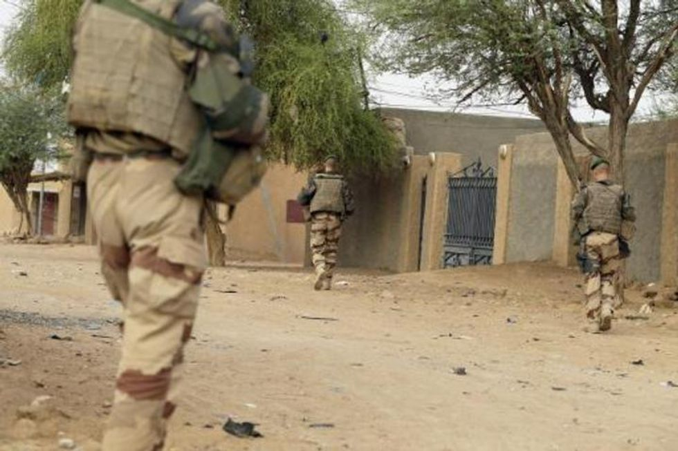 Two French journalists found dead after being kidnapped in Mali