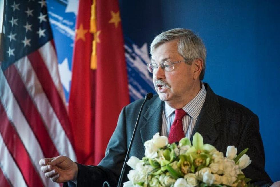 Trump's ambassador to China stepping down: Pompeo