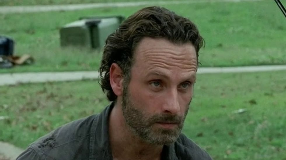 'The Walking Dead': The hands do the talking in 'Indifference'