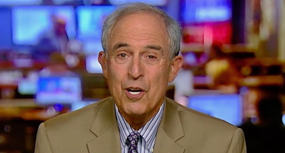 Lanny Davis rips GOP for 'sad misuse of the criminal justice system' after they accuse Cohen of perjury