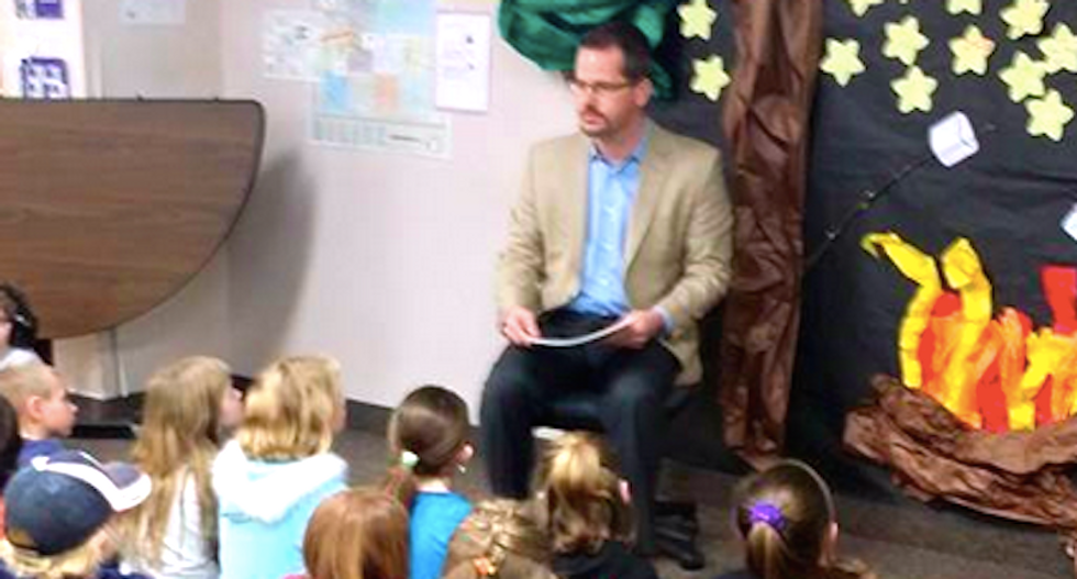 Michigan Tea Partiers want to scrap teaching standards -- because pretty much anyone can teach scripture