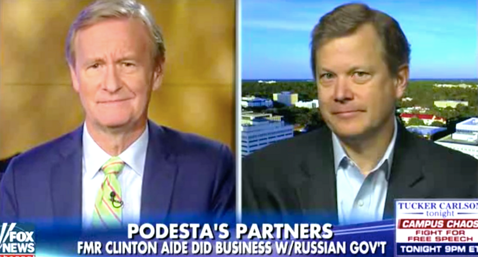Fox News hypes WikiLeaks claims about Clinton's ties to Russia -- just as Trump asks followers to watch