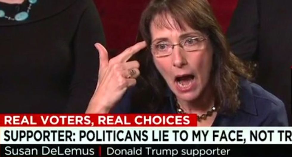 BUSTED: Trump-loving Republican lawmaker caught lying in unhinged rant about Obama's lies