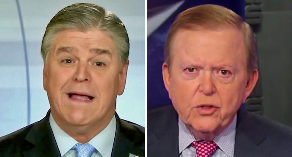 Sean Hannity and Lou Dobbs to be deposed in lawsuit over conspiracy theory to deflect blame from Russia