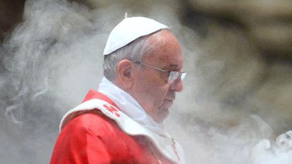 Pope Francis excommunicates Italian mafia: 'This evil must be beaten'