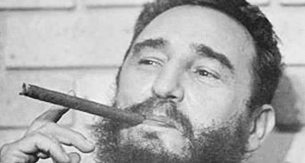 Cuba's Fidel Castro -- in his own words