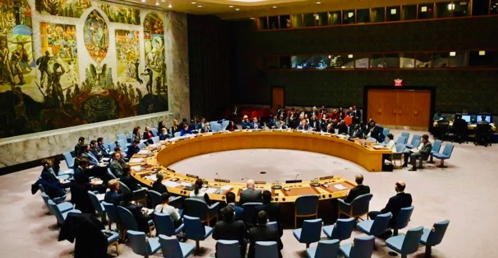 US prevents Security Council vote on pandemic: diplomats