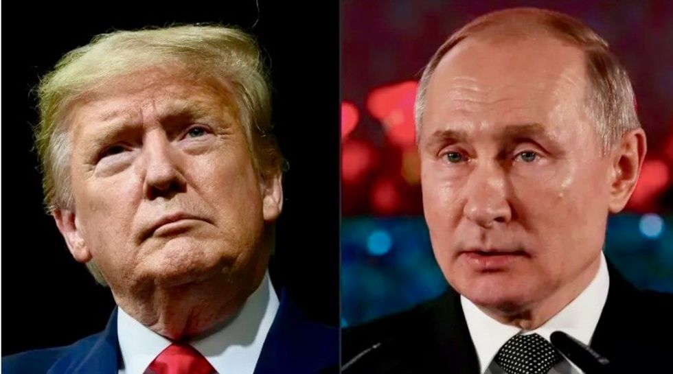 'Fawning' Trump scorched for congratulating 'murderous dictator' Putin