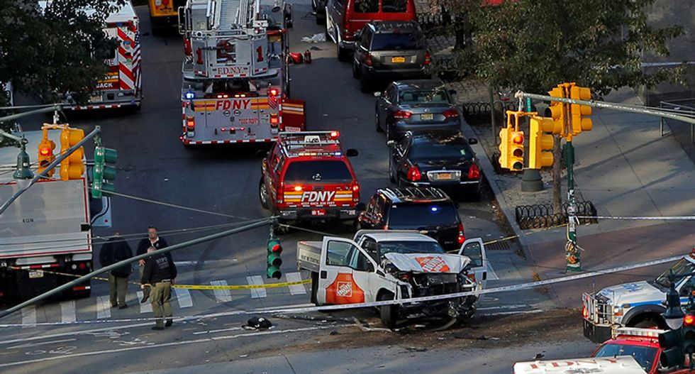 Uzbek immigrant with New Jersey ties at center of New York attack probe