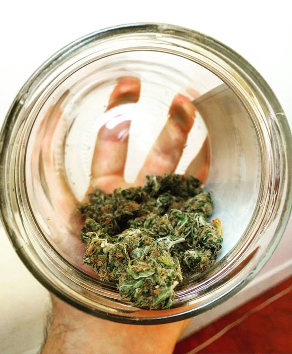 Weed withdrawal: More than half of people using medical cannabis for pain experience withdrawal symptoms