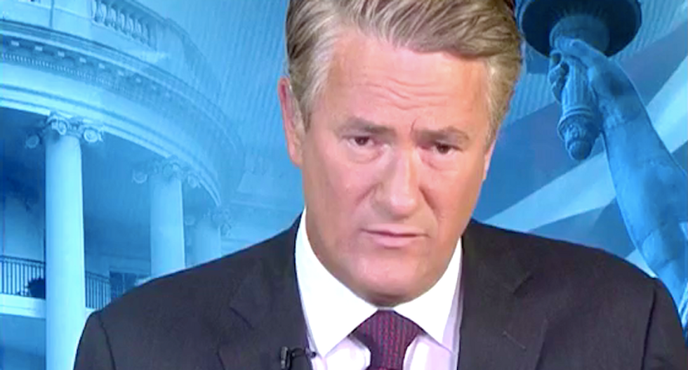 MSNBC's Morning Joe: Florida faces a stark choice for governor — a black progressive or a guy who whispers 'build the wall' to babies
