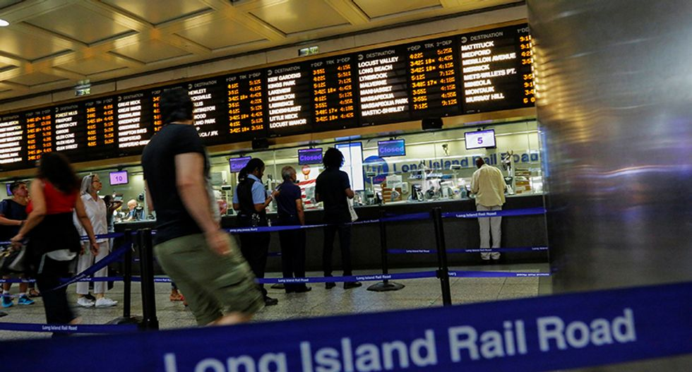Ready or not, New York commuters to get taste of 'summer of hell'