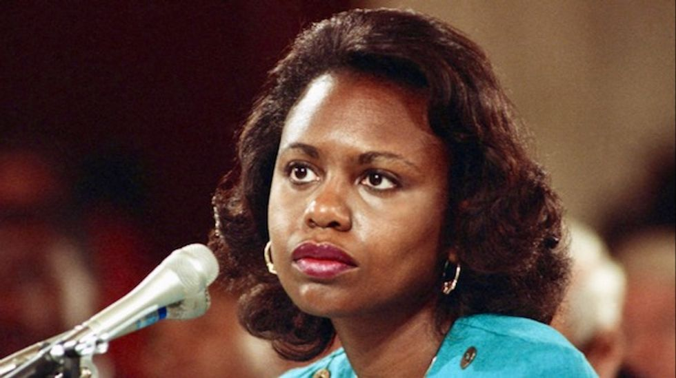 Things have changed since Anita Hill – sort of