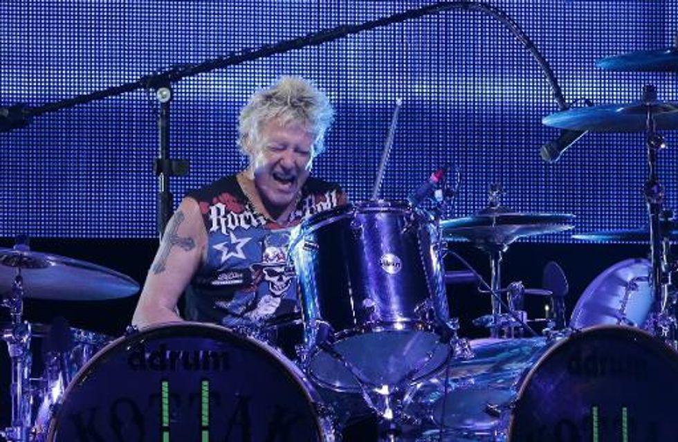 Scorpions drummer James Kottak in Dubai jail for 'insulting Islam': reports