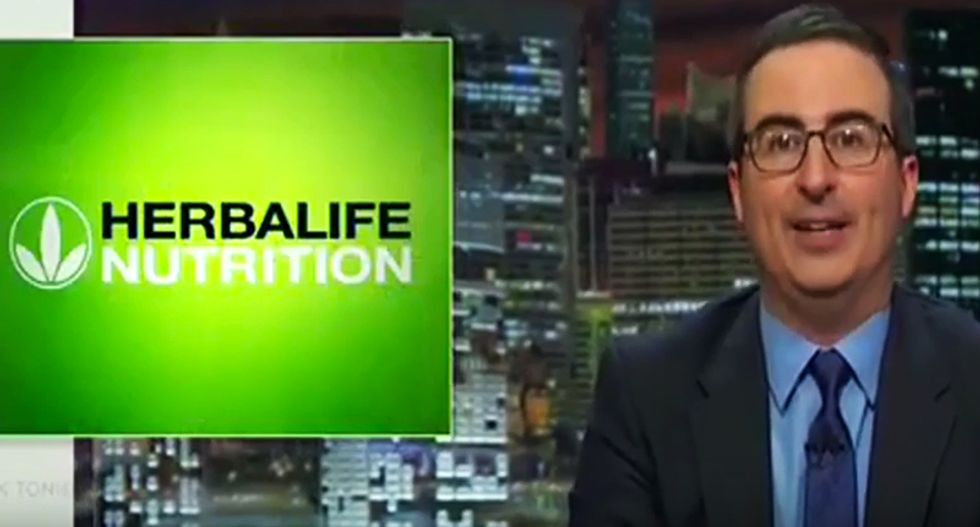 They're 'f*cking awful': John Oliver wants you to share this video to stop people from getting involved in MLMs