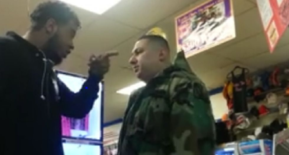 Liquor store owner pulls gun on customer in argument over broken $1.25 beer bottle