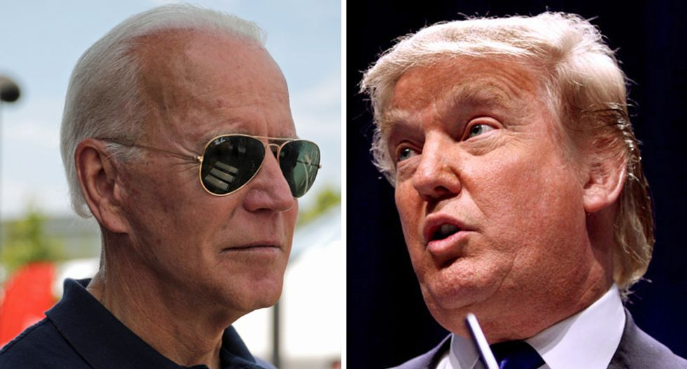 Trump associates alarmed as Biden blitzes battleground states with gigantic fundraising haul: report