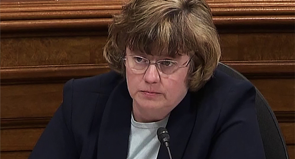 'I'm embarrassed for this country': Internet disgusted by Rachel Mitchell's cross-examination of Dr. Christine Blasey Ford