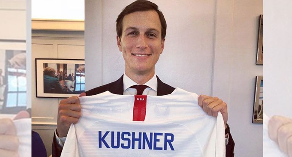 Here's how Jared Kushner's 'incompetence and insensitivity' could bring down the Trump regime
