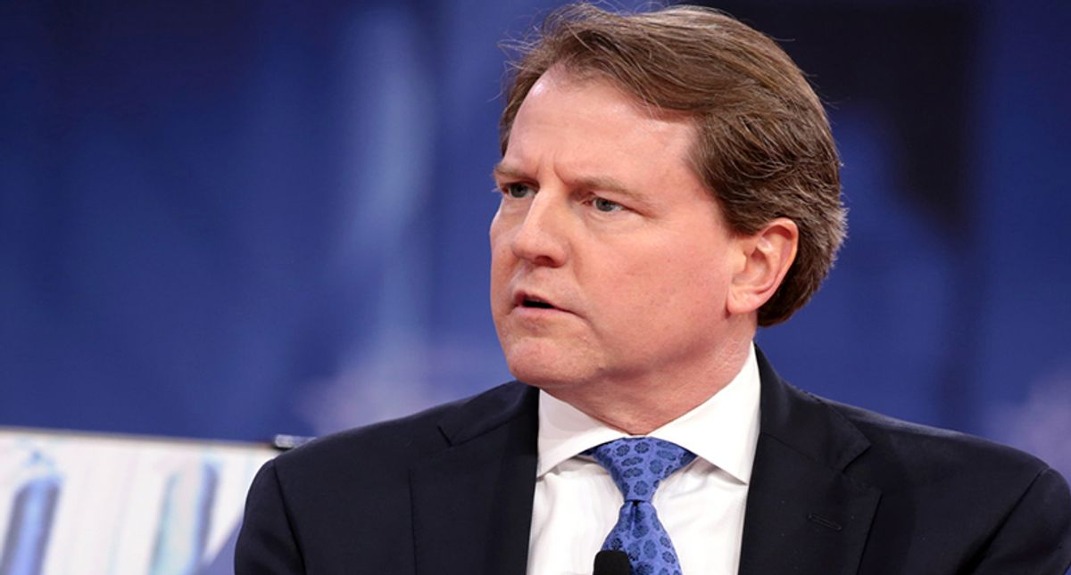 Official transcript of Don McGahn's testimony released by House Judiciary Committee