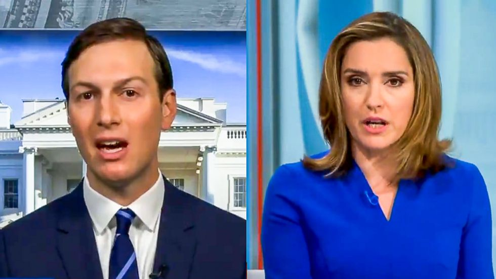 Jared Kushner gets salty with CBS host after she asks about COVID: 'That's a very negative framing'