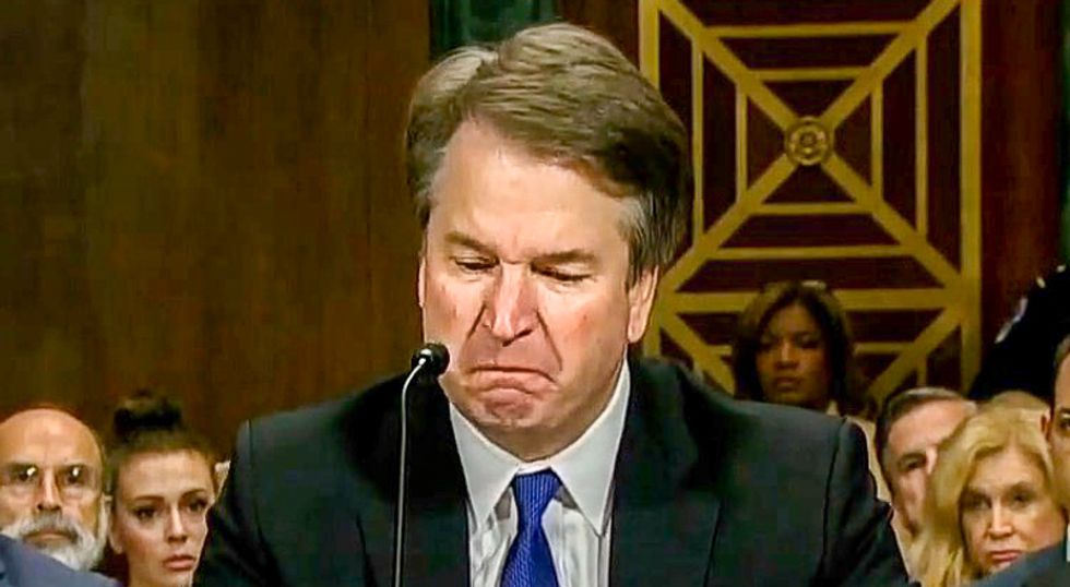 Columbia sociologist explains why Kavanaugh thinks he can get away with blatantly lying to people's faces