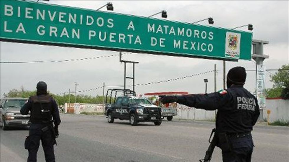 Mexico kicks corrupt cops out and beefs up military presence in cartel-plagued border state