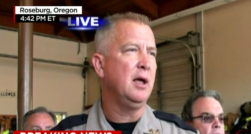 Brady Campaign: Oregon sheriff must 'immediately resign' for 'extremist' Sandy Hook and pro-gun views